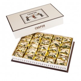 Coffret 25 marrons glacés