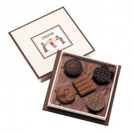 Coffret 5 chocolats