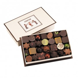 Coffret 56 chocolats