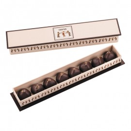 Set of 8 salted pralines