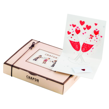 Coffret Pop-Up Champagne