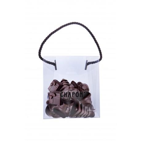 Friture de NOËL enrobage chocolat noir