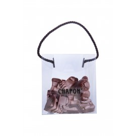 Christmas milk chocolate bag