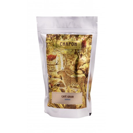 Café grain Harrar origine Ethiopie