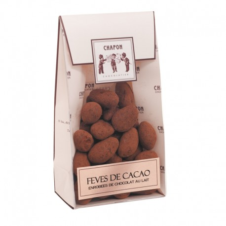 Chocolate cocoa beans