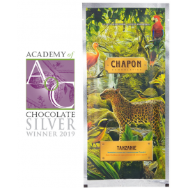 Tanzania Dark Chocolate Bar