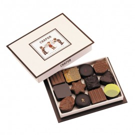 Coffret 12 chocolats