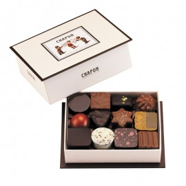 Coffret 24 chocolats