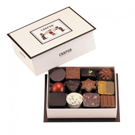 Coffret 24 chocolats
