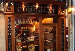 Chocolat Chapon Paris 16