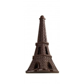 Dark chocolate Eiffel Tower