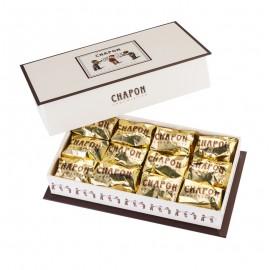 Box set of 12 Glazed Chestnuts
