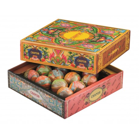 Opal Box 12 Pralinen Achate