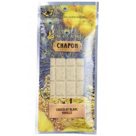 Vanille weiße Tafel Schokolade