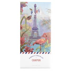 パリのダークチョコレートバー