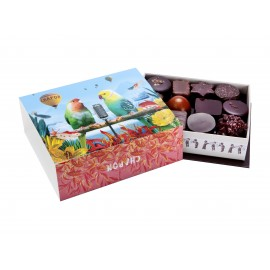 12 chocolates summer box