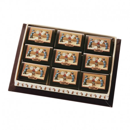 Coffret 18 Napolitains Transparence