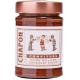 Williams pear jam with Chuao chocolate