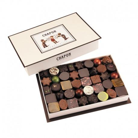 Geschenkbox mit 80 Pralinen