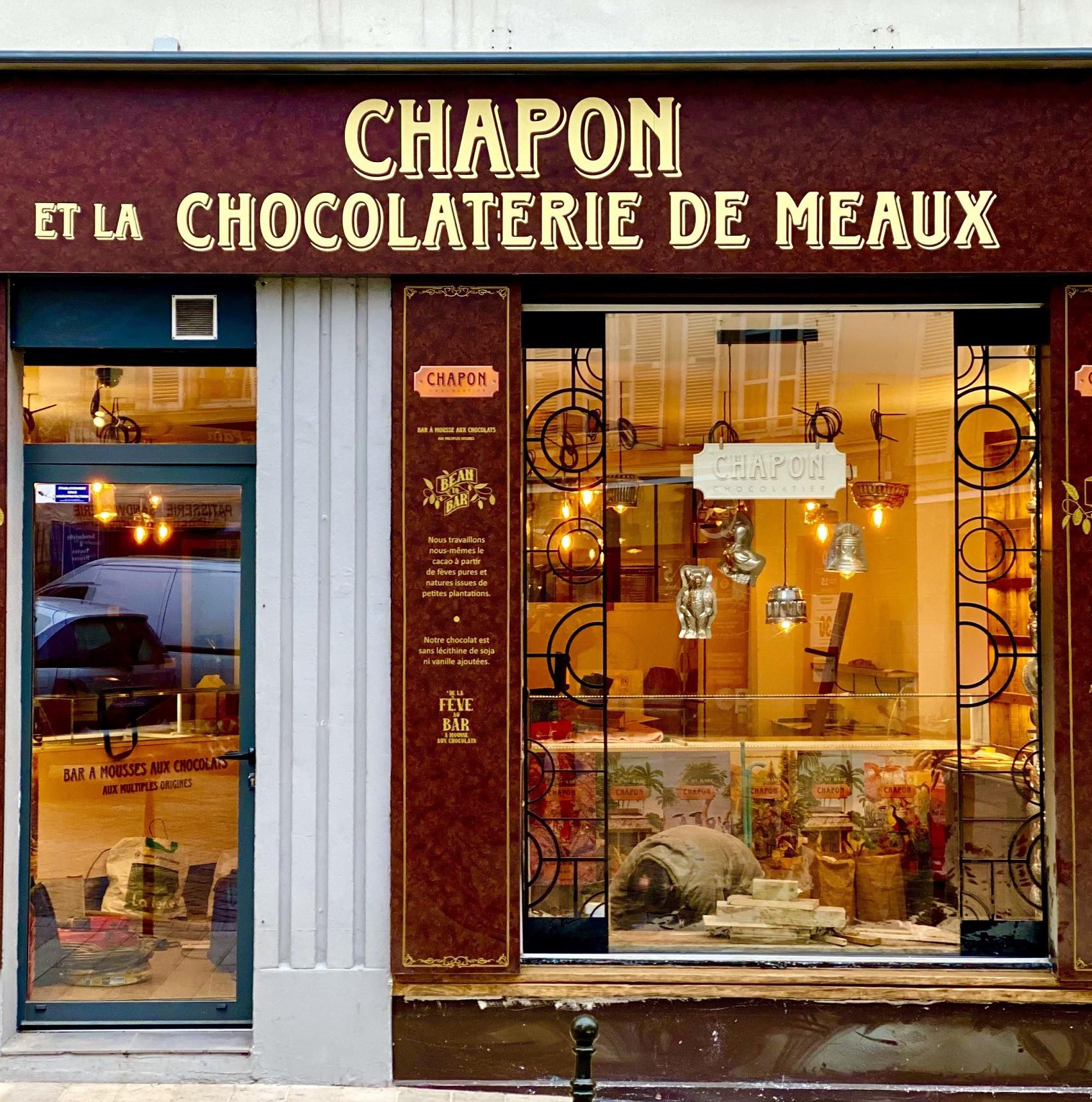 Chocolat Chapon Meaux